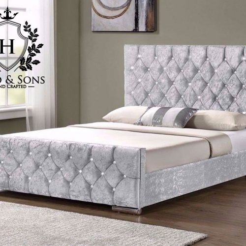 Somnus Bed Hugo & Sons