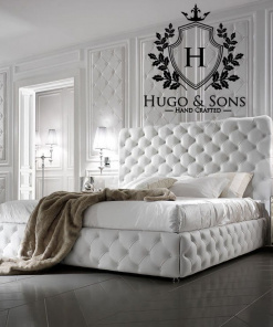 Chesterfield Bed Hugo & Sons 2