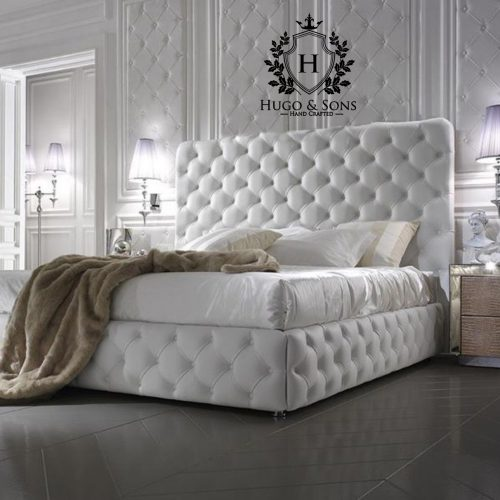 Chesterfield Bed Hugo & Sons