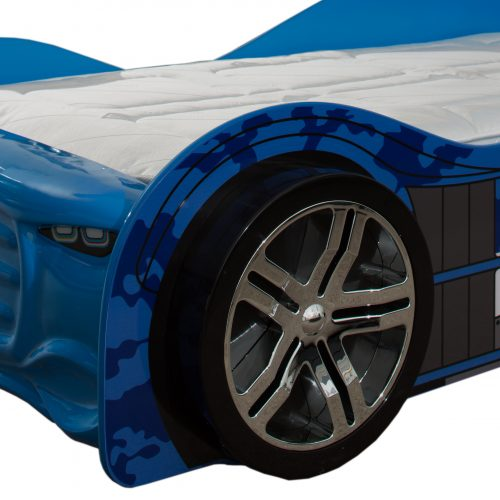 blue turbo car bed 2