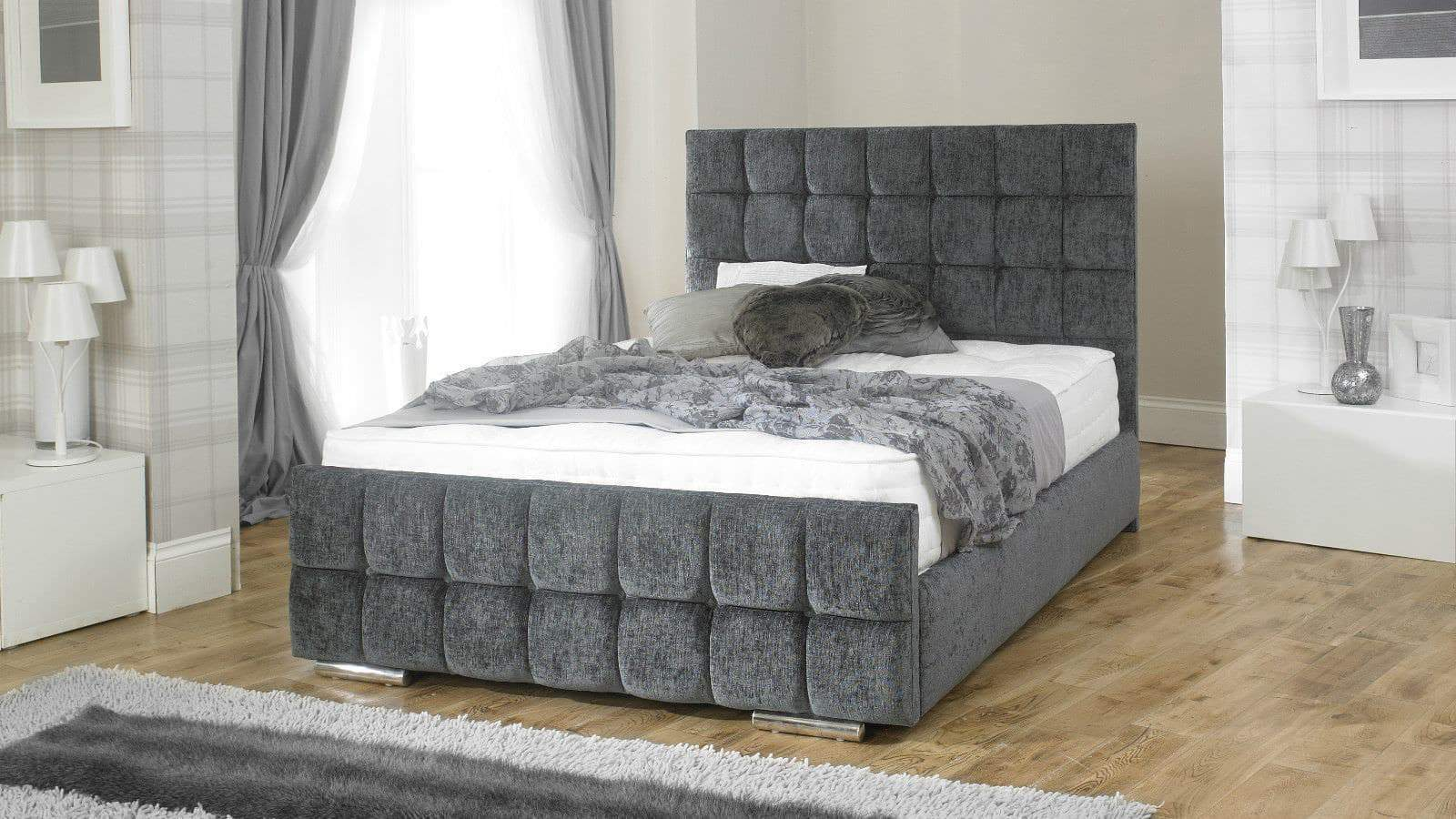 The Cube Bed Hugo Amp Sons Bedroom Furniture