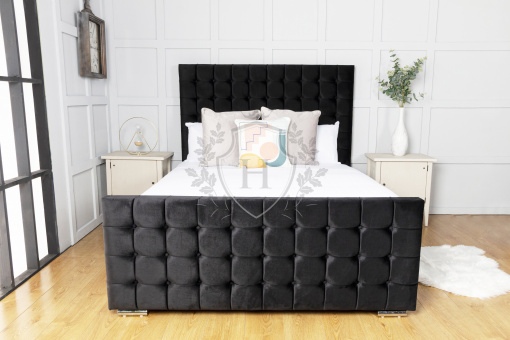 cube bed with ottoman 2