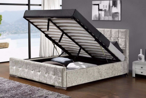 cube bed ottoman new