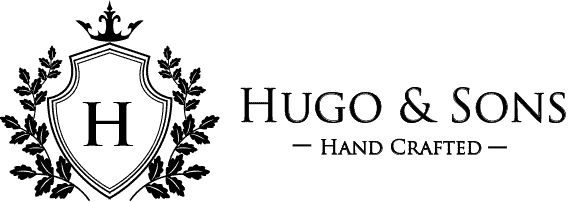 Hugo & Sons | Handcrafted Sleigh and Ottoman Storage Beds