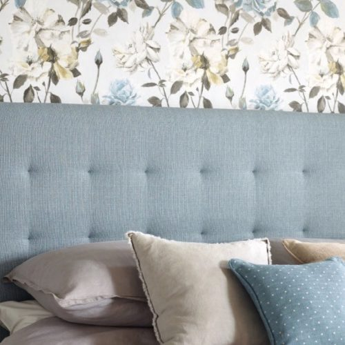 sydney upholstered headboard