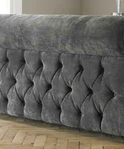 sleigh upholstered footboard2
