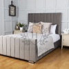 Linear Bed with Ottoman Storage 2