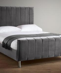 vulgaris bed frame steel
