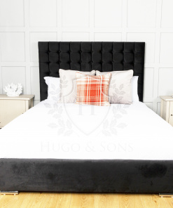 Paris bed with ottoman2