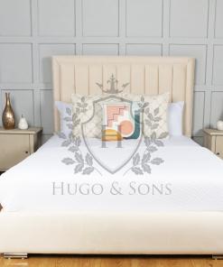 cavalli ottoman storage bed